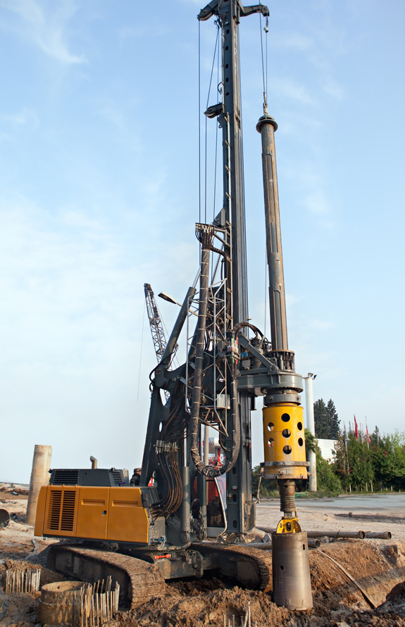Foundation Drilling